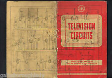 HR - TELEVISION CIRCUITS - HAYNES RADIO - NO. 38 - CIRCUIT SYSTEMS AND VALUES
