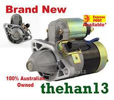 Starter Motor for Nissan Pulsar N15 N16 eng GA16DE QG18DE 1.6L 1.8L Auto 91-14