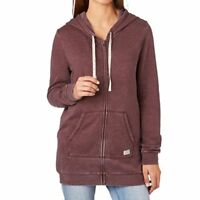 Volcom Crimson Lived In Womens Zip Hoody Size XS UK 8 DH086 BB 11