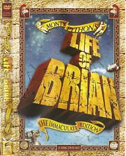 Monty Python films on Dvd; 3rd one Free! Cleese, Palin, Idle, Gilliam comedy