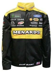 Ryan Blaney #12 Menards Uniform Replica Pit Jacket