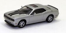 bc Ricko/RPS Dodge Challenger Pre-Production Sample Model Silver/Black 1/87 HO