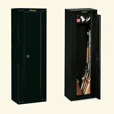 8 Gun Safe Cabinet Rifles Security Storage Locker Shelf Rack Shotgun Pistol Box