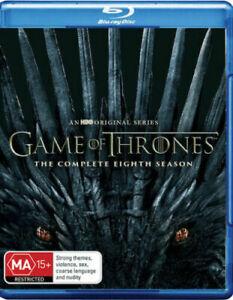 GAME OF THRONES Season 8 Final : NEW Blu-Ray