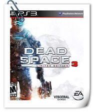 PS3 DEAD SPACE 3 Sony Playstation Electronic Arts EA Shooting Games