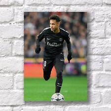 Poster A3 Paris Saint Germain PSG Neymar Junior Cavani Mbappe Ligue 1 Deporte 01