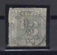 X2295/ GERMANY – THURN & TAXIS – MI # 36 USED – CV 330 $