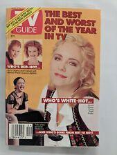 Tv Guide Magazine June 11-17 1994-The Best & The Worst Of The-Brett Butler-M238