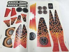 Power Wheels BCV59 Boys Dune Racer Decal Label Sheet Genuine Fisher Price