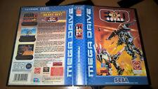 # complet comme neuf: Exo Squad pour le Sega Mega Drive/Comme neuf Condition #