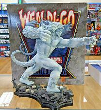 Bowen Designs 2010 Marvel Wendigo Painted Statue #383 of 450 ** READ Description