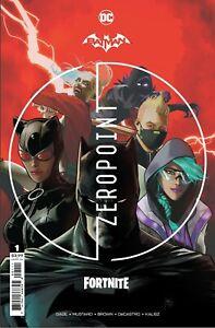 BATMAN FORTNITE ZERO POINT #1 PRE-ORDER 21/04/2021