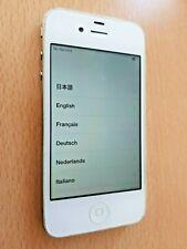 Apple iPhone 4 32GB  Weiß (Simlock Softbank Japan) A1332 (GSM)