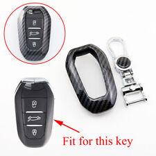 Smart Key Case Fob Holder Bag For Citroen C3-XR C4 C6 DS 4S DS 5/6 Accessories