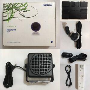 Nokia Car Spkeaker Variant Kit CK-100 External speakers Bluetooth Handsfree