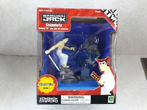 Samurai Jack Snapshots Collectable Episode 30 Jack and the Clenches Figures
