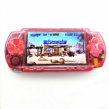 Clear Pink Refurbished Sony PSP 1000 Handheld System PSP1000 Video Game Console