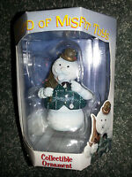 ENESCO Sam Snowman RUDOLPH AND THE ISLAND OF MISFIT TOYS 2000 Christmas Ornament