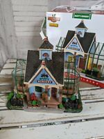 Lemax Mary's nursery Coventry cove Xmas village building House