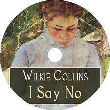 I Say No, Wilkie Collins Unabridged Audiobook Fiction English on 1 MP3 CD