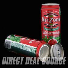 Watermelon Diversion Safe Vault Compartment - CONCEAL STORE JEWELS MONEY