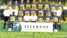 SOUTHEND UNITED FOOTBALL TEAM PHOTO>1997-98 SEASON