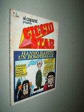 CICCIO STAR N. 2 - ED. GIACCHETTI 1975