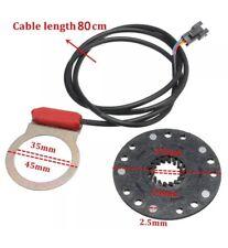 Electric Bike JST SM 3 Pin PAS Pedal Assist Cadence Sensor 5 Magnet Ebike V12-50
