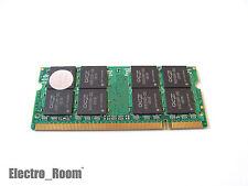 2GB PC2-5300 DDR2 667 MHz Laptop Ram Memory SO-DIMM TRANSCEND