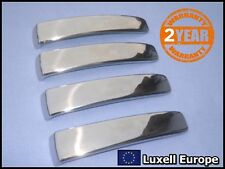 chrome door handle cover 4 door S.STEEL FIT 2012up vauxhall opel COMBO