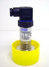 Wika SA-11 Pressure Transmitter Gauge Sensor 4373576