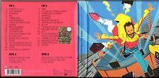 LORENZO JOVANOTTI CHERUBINI NEGLI STADI BOX 2 CD + 2 DVD + BOOCKLET Deluxe  2013