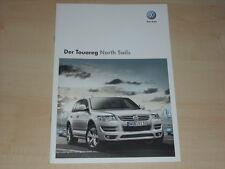 64969) VW Touareg North Sails Prospekt 11/2008