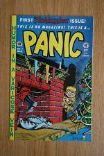 EC Reprint Panic #1 (Mar,1997) Modern Age Comic