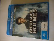 SHERLOCK HOLMES BLU RAY DVD