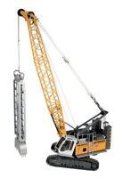 NZG 1/50 SCALE LIEBHERR HS 8100 HD HYDRAULIC CRAWLER CRANE MODEL | BN | 945