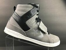 Converse All Start Anarchy Ankle Boots Charcoal Black - White Men's Sz 11.5