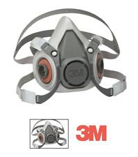 3m 6200 respiratore taglia medium, riutilizzabile