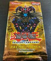 YUGIOH TCG! Premium Pack 1 Booster Pack PP01! 5 HOLO cards per pack! BRAND NEW
