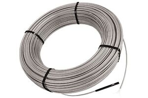 Schluter Ditra-Heat 120-Volt 42.7 Sq. ft. Heating Cable DHEHK12043. New In Box.