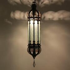 Orientalische Hängeleuchte Pendellampe Weiß Deckenlampe Hängelampe Dunya weiß