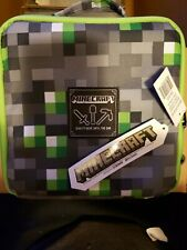 Minecraft insulated Lunchbox