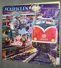Märklin Catalogo 1962/63 DM 62/63 senza voucher 1962 1963