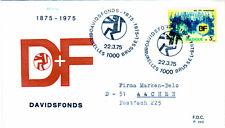 Belgien 1809 FDC, 100 Jahre Davidsfonds