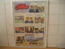 Steve Canyon Milton Caniff Collana Gertie Daily 175  Editrice  Comic Art (MP)