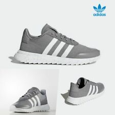 Adidas Original Flashback Runner Shoes Running Grey White Grey CQ1968 SZ 4-11