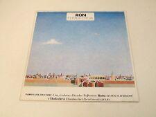 RON - E' L'ITALIA CHE VA - LP 1986 RCA ITALIANA - ORIG INNER SLEEVE - EX++/EX++