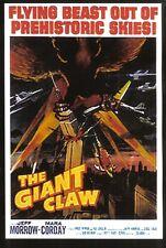 THE GIANT CLAW  DVD B/W   1951