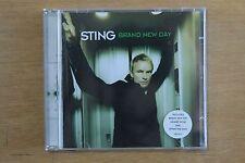 Sting  – Brand New Day      (Box C268)