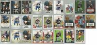 Shane Vereen New England Patriots California 26 card 2011 RC lot-all different